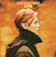 David Bowie - Low CD (album) cover