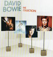 David Bowie - The Collection CD (album) cover