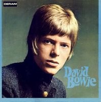 David Bowie - David Bowie CD (album) cover
