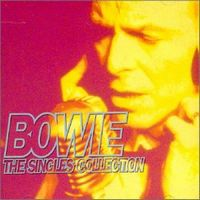 David Bowie - The Singles Collection CD (album) cover