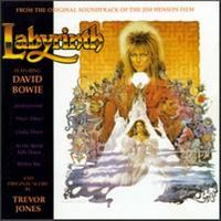 David Bowie - Labyrinth - Original Soundtrack CD (album) cover