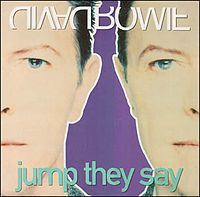 David Bowie - Jump They Say CD (album) cover