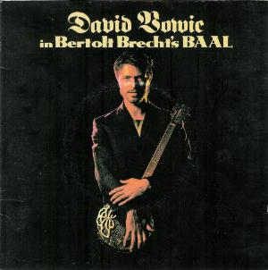 David Bowie - David Bowie In Bertolt Brecht's Baal CD (album) cover