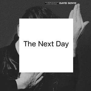 David Bowie - The Next Day CD (album) cover