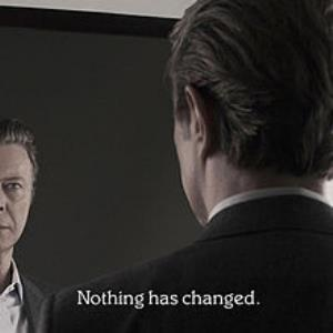 David Bowie - Nothing Has Changed CD (album) cover