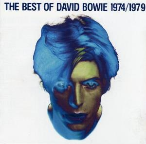 David Bowie - The Best Of David Bowie 1969/1974 CD (album) cover