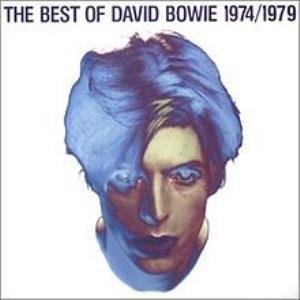 David Bowie - The Best Of David Bowie 1974/1979 CD (album) cover