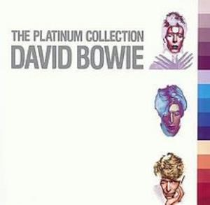David Bowie - The Platinum Collection CD (album) cover