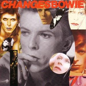 David Bowie - Changesbowie CD (album) cover