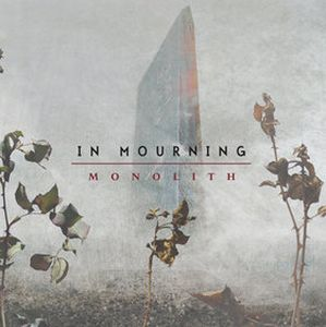 In Mourning - Monolith CD (album) cover