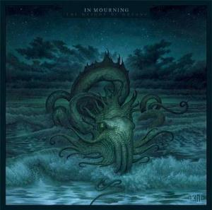 In Mourning - The Weight Of Oceans CD (album) cover