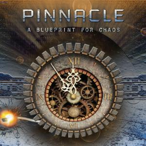 Pinnacle A Blueprint For Chaos CD album cover