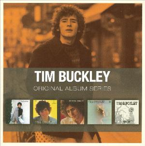 Tim Buckley - Original Album Series CD (album) cover