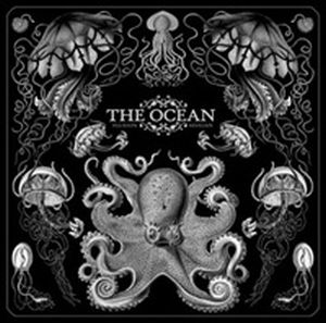 The Ocean - Fluxion/aeolian CD (album) cover