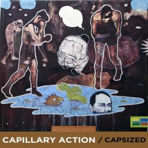 Capillary Action - Capsized CD (album) cover