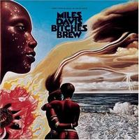 MILES DAVIS - Bitches Brew CD album cover