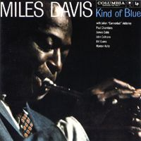 MILES DAVIS - Kind Of Blue CD album cover