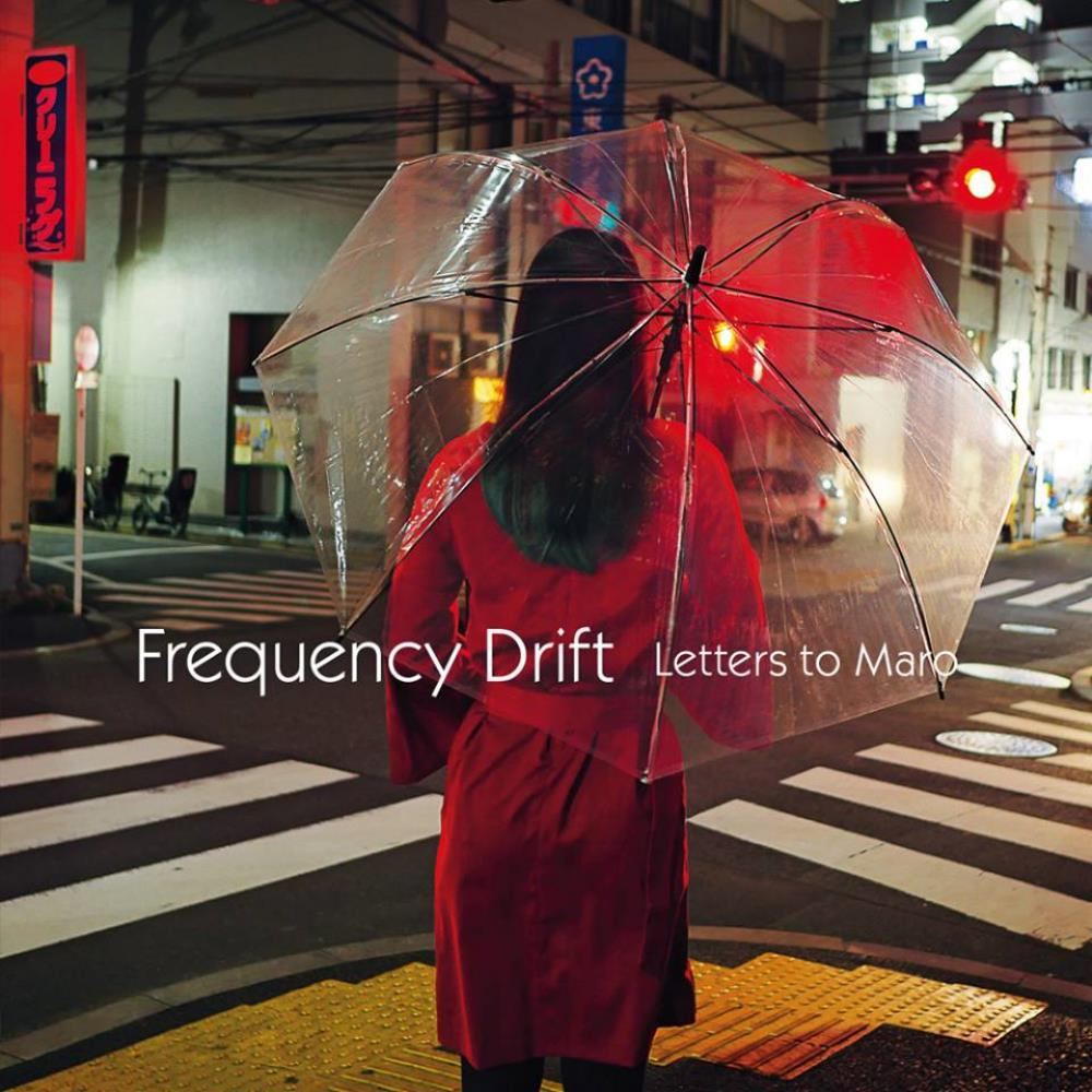 Frequency Drift - Letters To Maro CD (album) cover