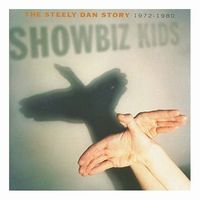 Steely Dan - Steely Dan: The Steely Dan Story 1972-1980 CD (album) cover