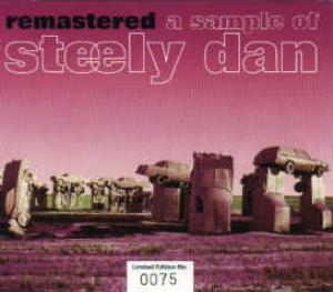 Steely Dan - Remastered: A Sample Of Steely Dan CD (album) cover