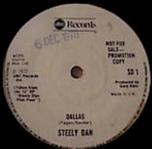 Steely Dan - Dallas CD (album) cover