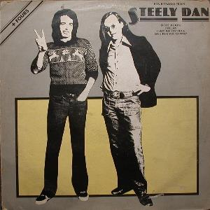 Steely Dan - Four Tracks From Steely Dan CD (album) cover