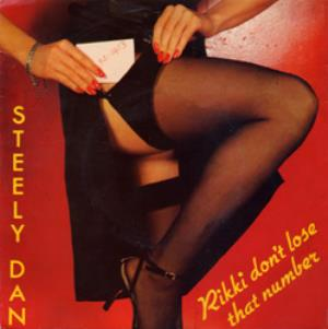 Steely Dan - Rikki Don't Loose That Number CD (album) cover