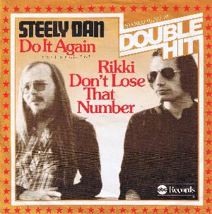Steely Dan - Do It Again CD (album) cover