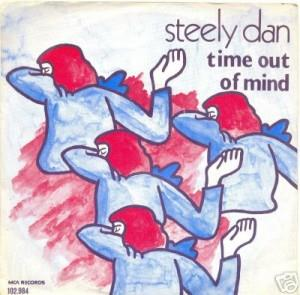 Steely Dan - Time Out Of Mind CD (album) cover