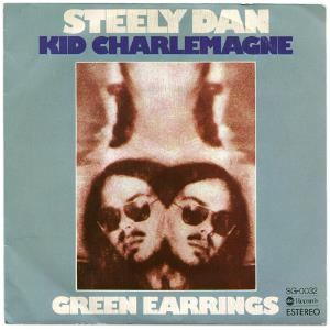 STEELY DAN - Kid Charlemagne CD album cover