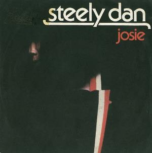 STEELY DAN - Josie CD album cover