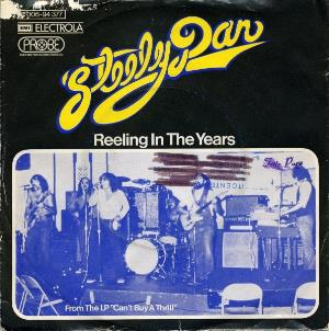 Steely Dan - Reeling In The Years CD (album) cover
