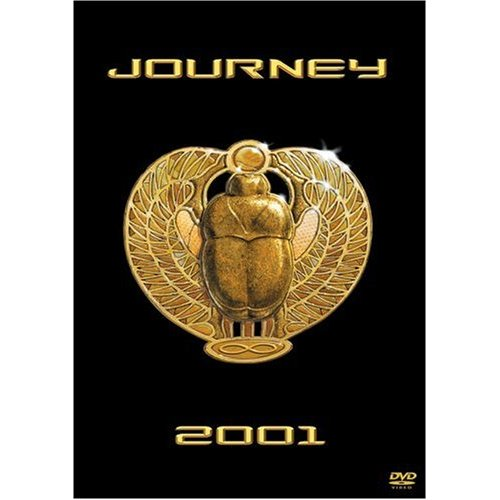 Journey - Live:2001 DVD (album) cover
