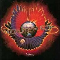 Journey - Infinity CD (album) cover