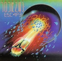 Journey - Escape CD (album) cover