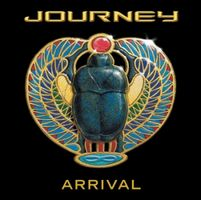 Journey - Arrival CD (album) cover