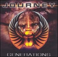 Journey - Generations CD (album) cover