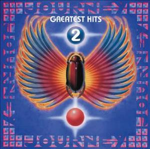 Journey - Greatest Hits 2 CD (album) cover