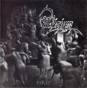 Delirium (mex) - First CD (album) cover