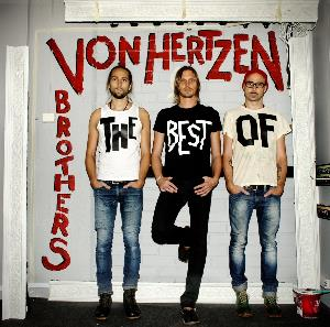 Von Hertzen Brothers - The Best Of... CD (album) cover