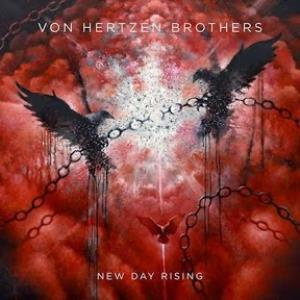 Von Hertzen Brothers - New Day Rising CD (album) cover