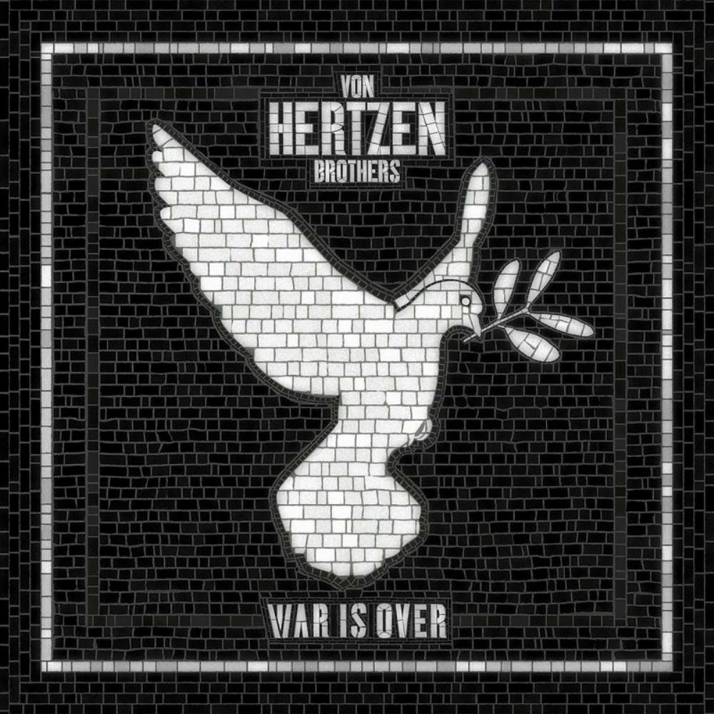 Von Hertzen Brothers - War Is Over CD (album) cover