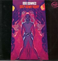 Bob Downes' Open Music - Deep Down Heavy CD (album) cover