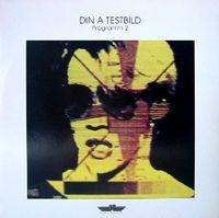 Din A Testbild - Programm 2 CD (album) cover