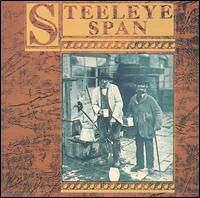 Steeleye Span - Ten Map Mop CD (album) cover