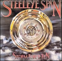 Steeleye Span - Storm Force Ten CD (album) cover