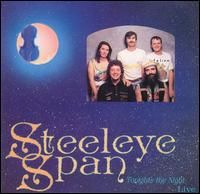 Steeleye Span - Tonight's The Night, Live! CD (album) cover