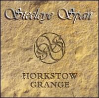 Steeleye Span - Horkstow Grange CD (album) cover