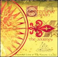Steeleye Span - The Journey CD (album) cover