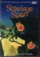 Steeleye Span - Classic Rock Legends DVD (album) cover